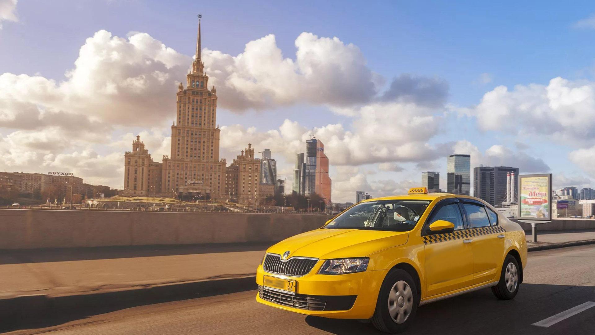Мониторинг передвижения такси в Астрахани